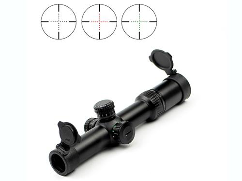 LXGD Q1.5-6x24E FFP Rifle Scope