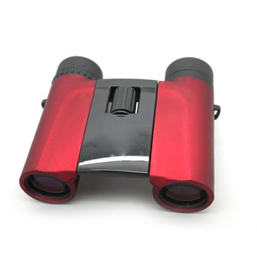 Long Xiang Optics-Fully Optical Brand High Powered Binoculars 10x25 Red Color Mz10x25-3