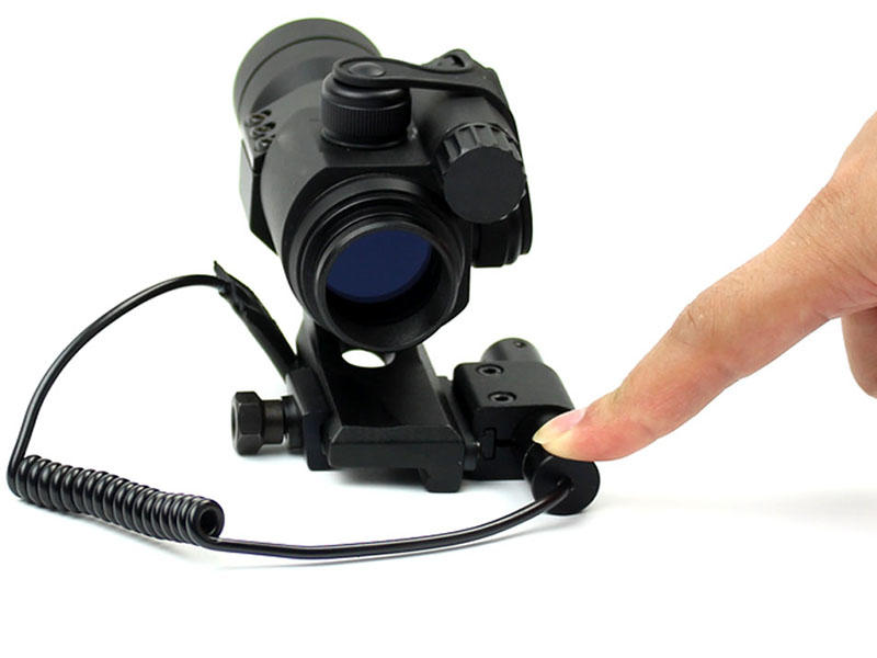 Hot red dot sight reviews sight scopes riser Long Xiang Optics Brand
