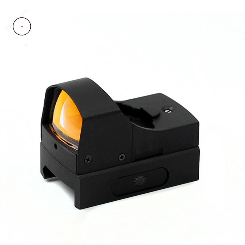 waterproof auto tactical red dot sight rimfire Long Xiang Optics