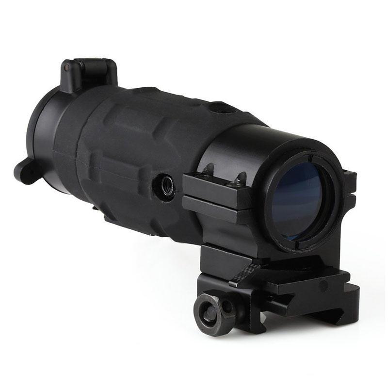 Wholesale sight fiber tactical scopes Long Xiang Optics Brand