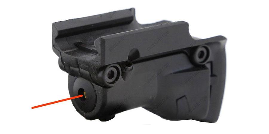 Long Xiang Optics Brand glock line 1911 tactical laser pointer grips