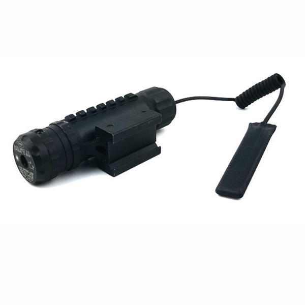 tactical flashlight with laser laser tactical laser pointer solid Long Xiang Optics