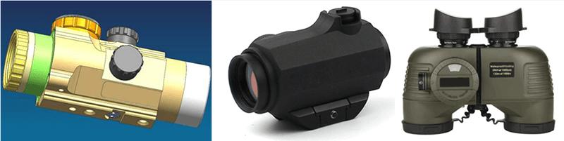 Long Xiang Optics-LXGD's RD Plan in Coming Year | Fde Red Dot Sight