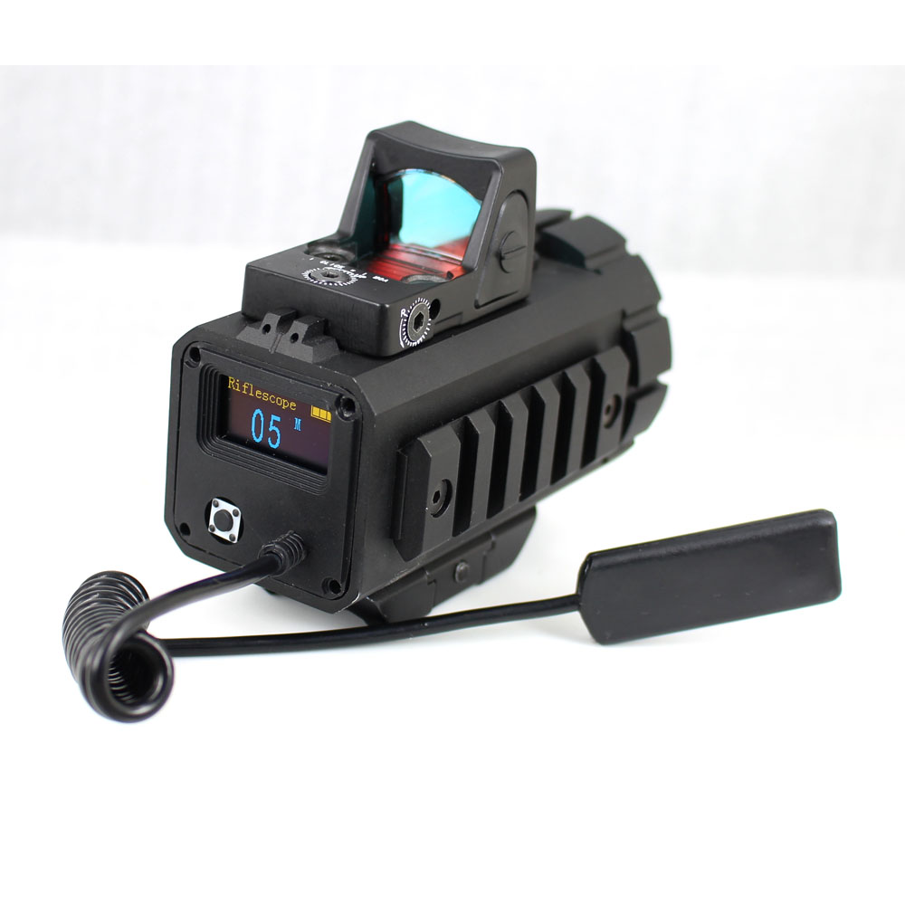 Long Xiang Optics-News | LXGD Lauch New Rangefinder Hunting Red Dot Scope
