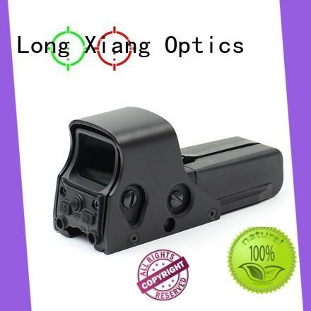 Long Xiang Optics shockproof reflex dot sights manufacturer for rifles