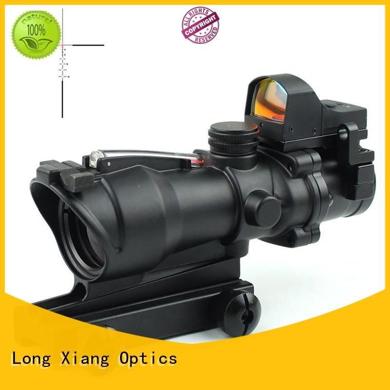 flexible 3x prism scope black customized for ak47
