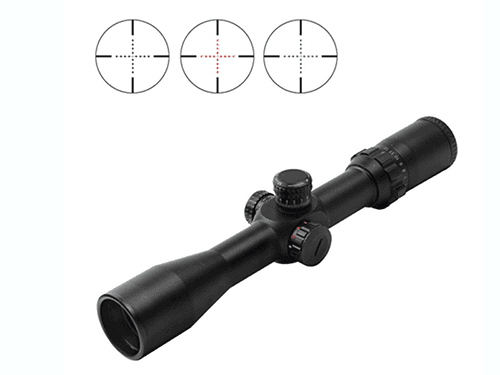 3-12x44AOE Riflescope Introduction