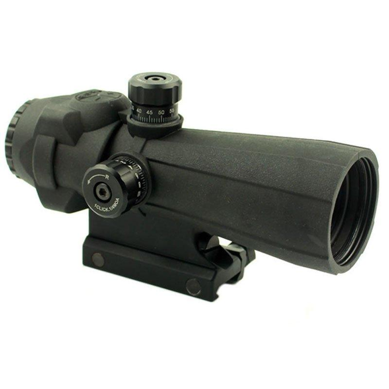5x Wide Filed Of View Red Dot Scope With Magnification  141-5x40
