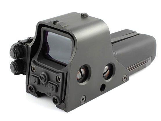 Introduction of Holographic Weapon Sights