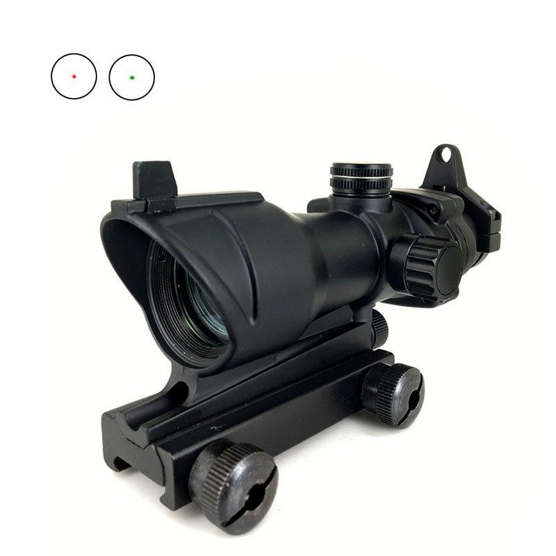 1x32 Trijicon Acog Red Dot Scope IPX3 waterproof Tactical Scopes  HD-2B