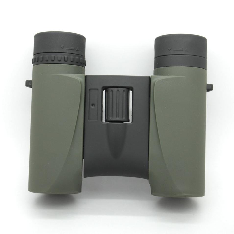 Travel 8x25 best compact binoculars Ipx4 Water Resistant  MZ8x25A