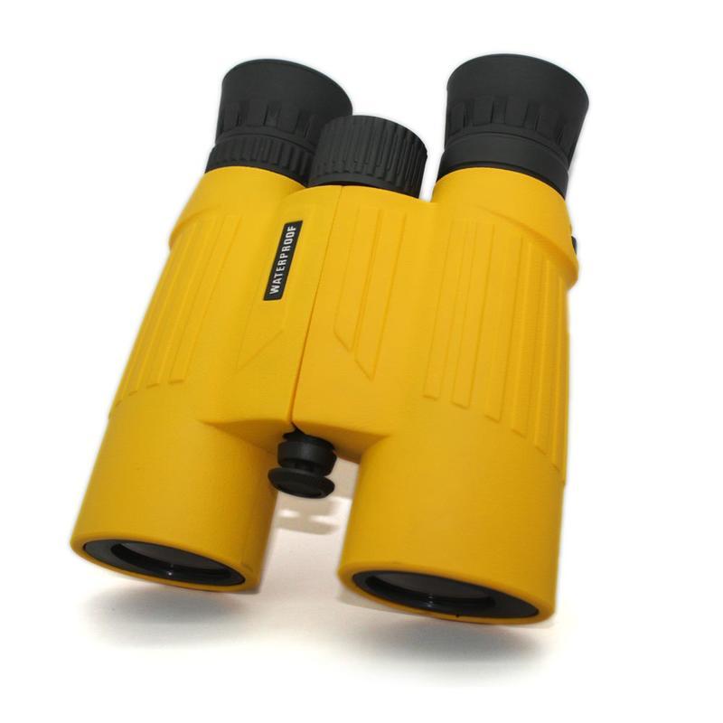 Yellow Water Floats 8x30 Roof Prism Binoculars With Cat Eye MZ8x30