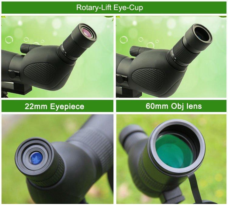 Long Xiang Optics-Best Zoom Extendable Monocular For Bird Watching Sp03-15-45x60wp-2