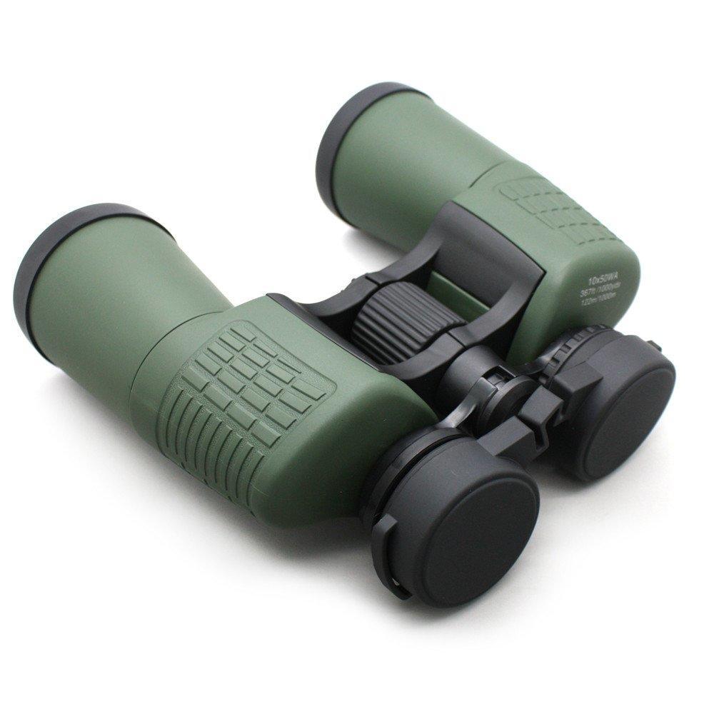 compact waterproof binoculars hunting rubber powered resistant