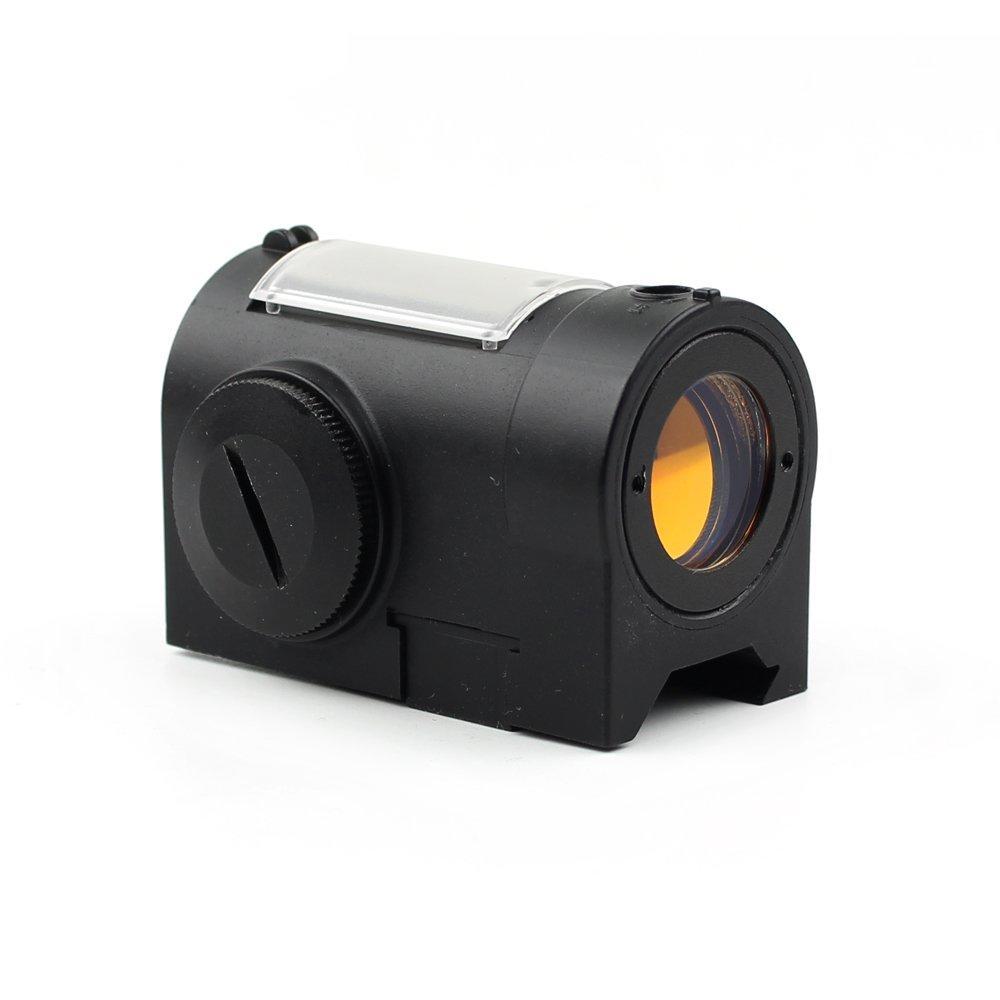Solar Power Lightweight Red Dot With Riser SHD-001