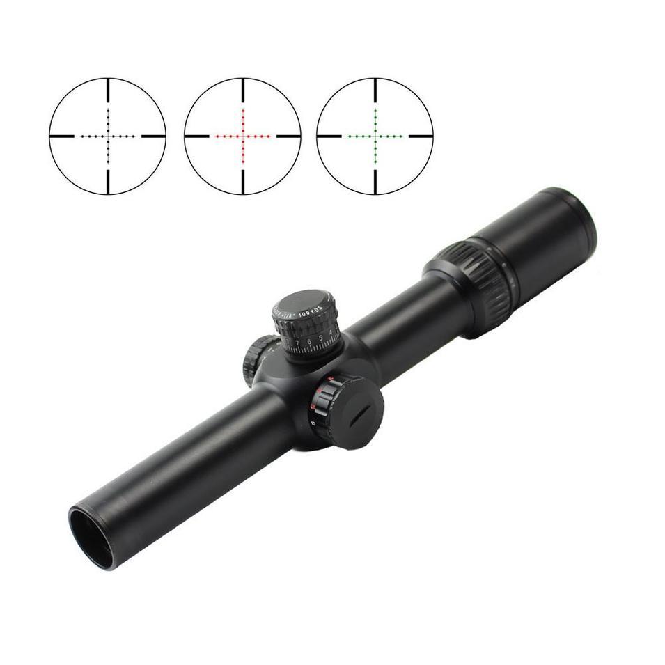 30mm Scope Rings Ffp Scopes Long Range Hunting Gear Q2.5-10x26E