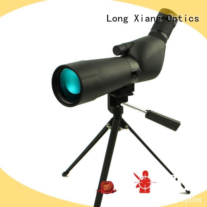 Long Xiang Optics Brand variable zoom spotting military night vision monocular