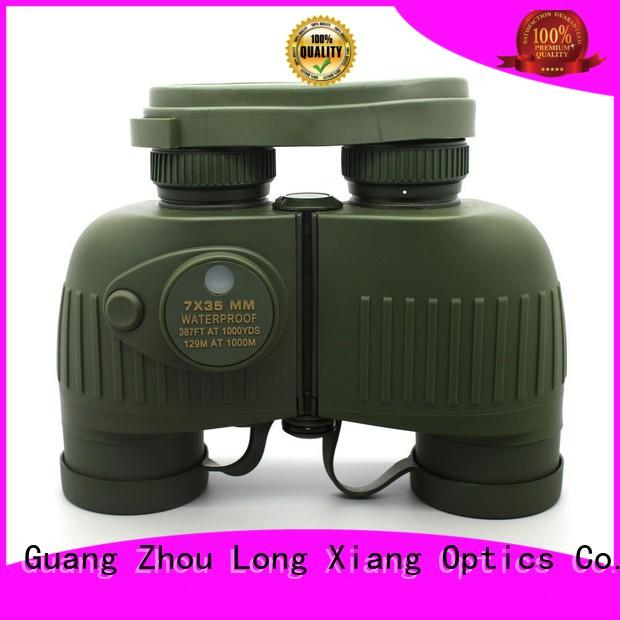 Long Xiang Optics Brand customized camouflage waterproof binoculars manufacture