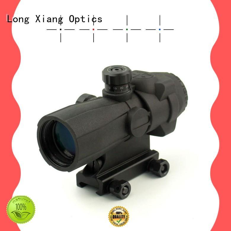Long Xiang Optics tactical primary arms prism black for shotgun
