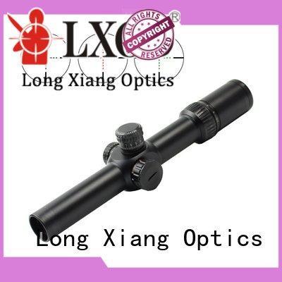 Long Xiang Optics 30mm ar hunting scope moa red