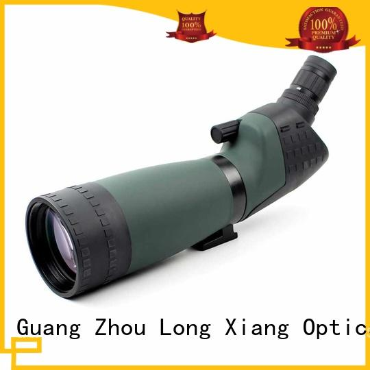 compact Custom bird telescopes mini Long Xiang Optics