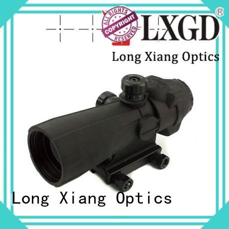 quality 3x prism scope dark green wholesale for shotgun