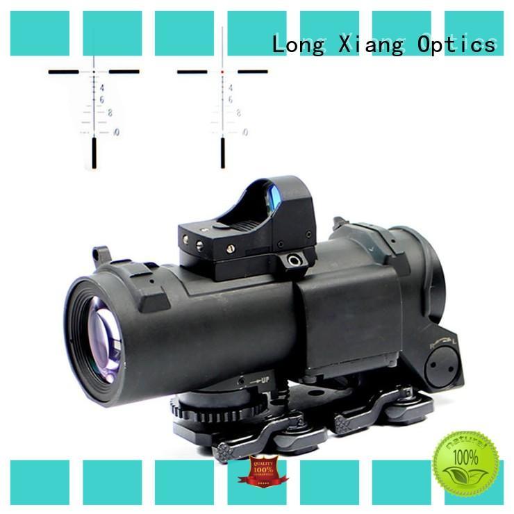 Long Xiang Optics tactical vortex ar scope manufacturer for shotgun