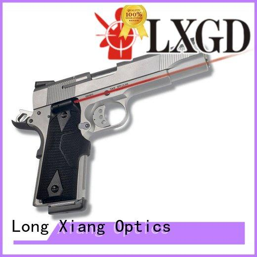 Custom tactical laser pointer ar solid rifle Long Xiang Optics