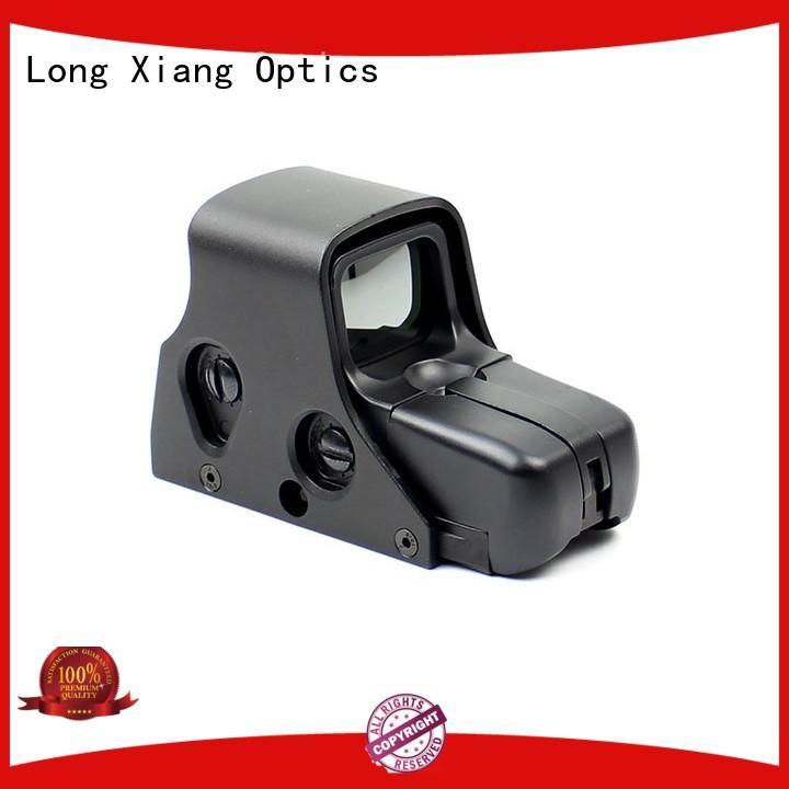 Long Xiang Optics eotech reflex sight for ar manufacturer for shotgun