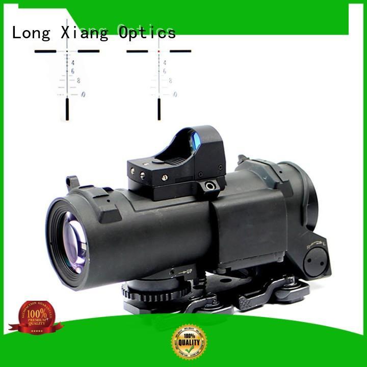 Long Xiang Optics dark green vortex moa scope wholesale for army training