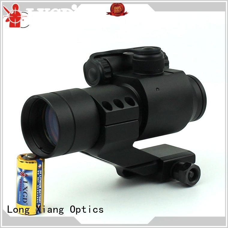 laser 21mm sight Long Xiang Optics red dot sight reviews