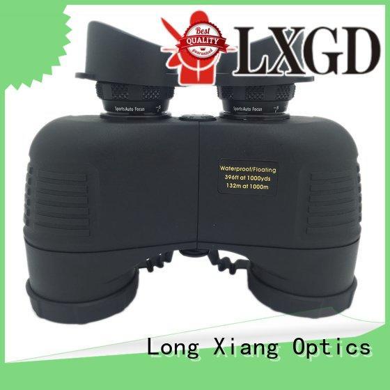 Long Xiang Optics cover waterproof binoculars rubber fully
