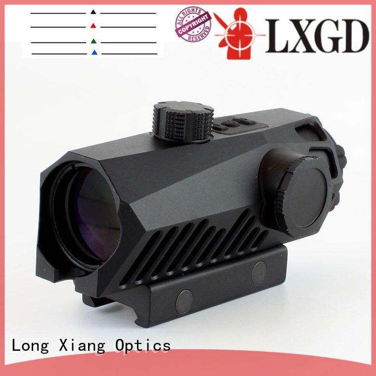 wide circle Long Xiang Optics vortex tactical scopes