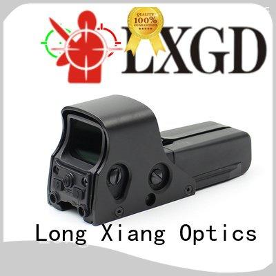 nini 553 rimfire moa Long Xiang Optics tactical red dot sight