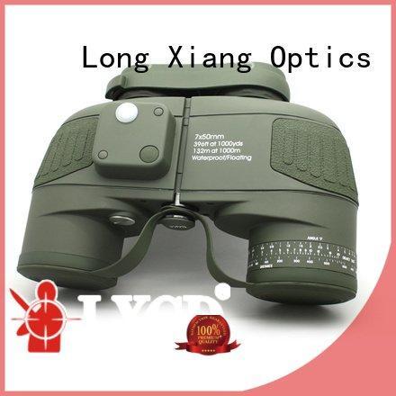 compact waterproof binoculars long customized black tactical