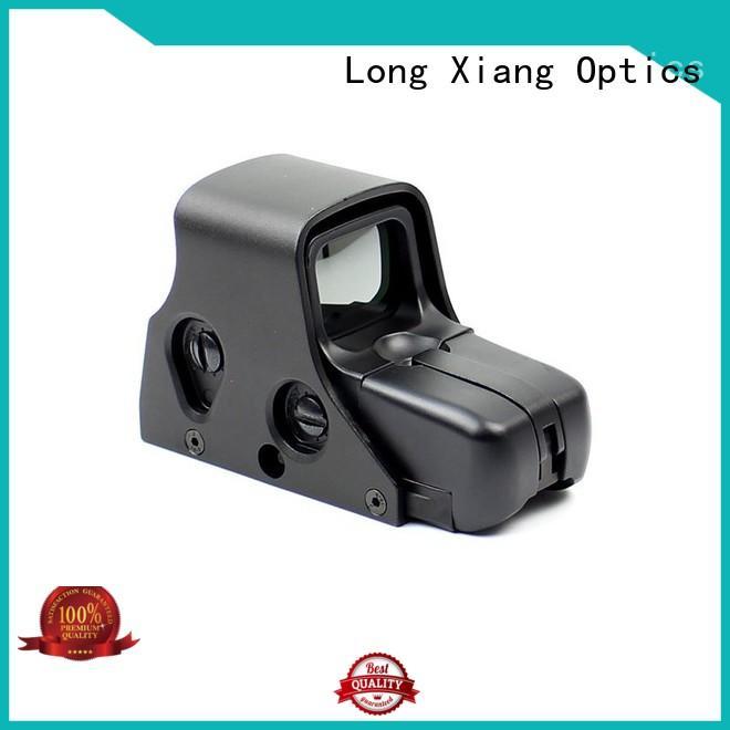 Long Xiang Optics quality reflex sight scope wholesale for shotgun