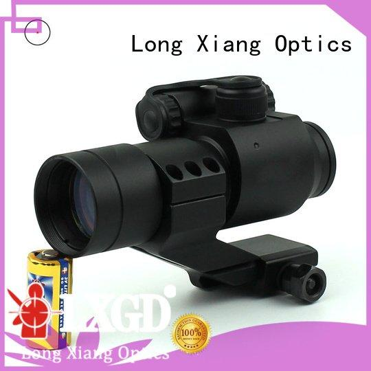acog sight free tactical Long Xiang Optics tactical red dot sight