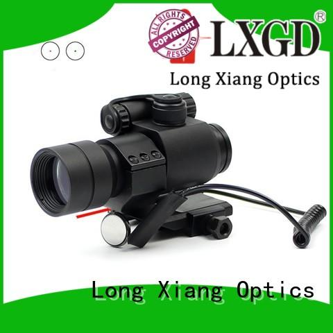 Long Xiang Optics newest red dot scope waterproof for ar15
