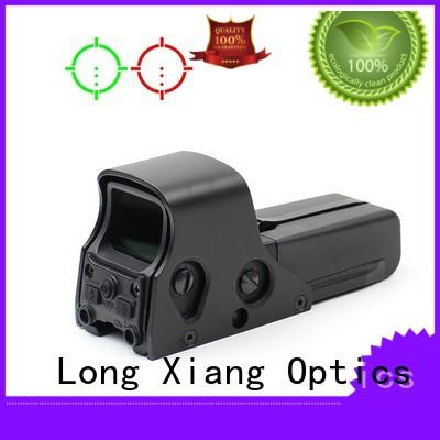 Long Xiang Optics wide view 2 moa red dot sight waterproof for air rifles