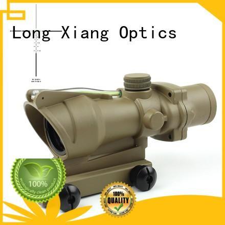 Long Xiang Optics dark green vortex ar prism supplier for m4