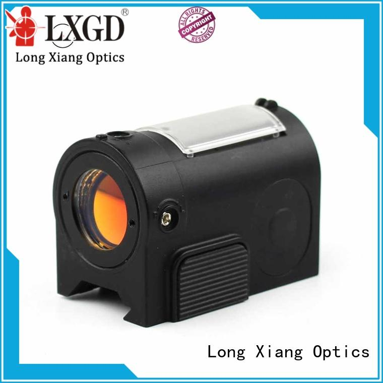 Long Xiang Optics shockproof tactical red dot sight electro for home defence