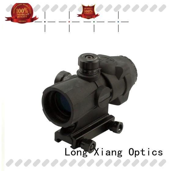 Long Xiang Optics dark green red dot prism sight supplier for ar