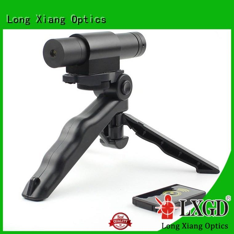 sights tactical flashlight with laser control Long Xiang Optics company