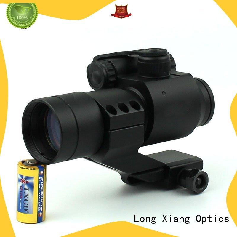 Long Xiang Optics newest red dot bow sight electro for ar