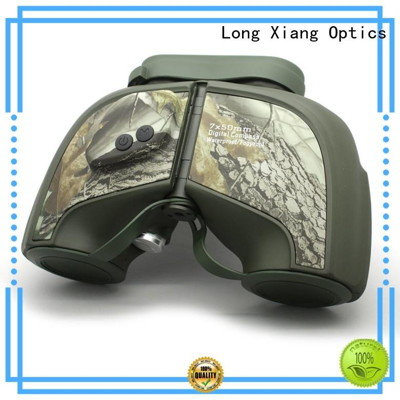 daily large celestron Long Xiang Optics Brand compact waterproof binoculars manufacture