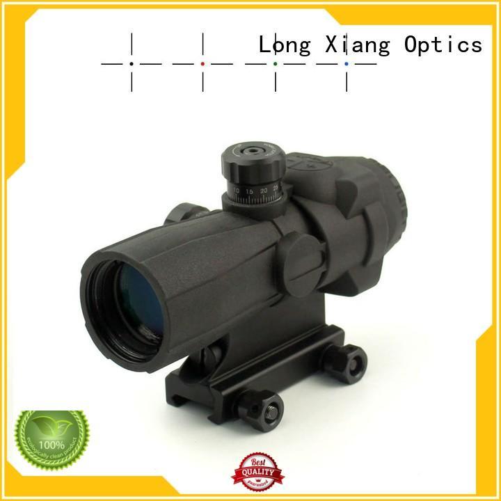 flexible 3x prism scope dark green customized for ak47
