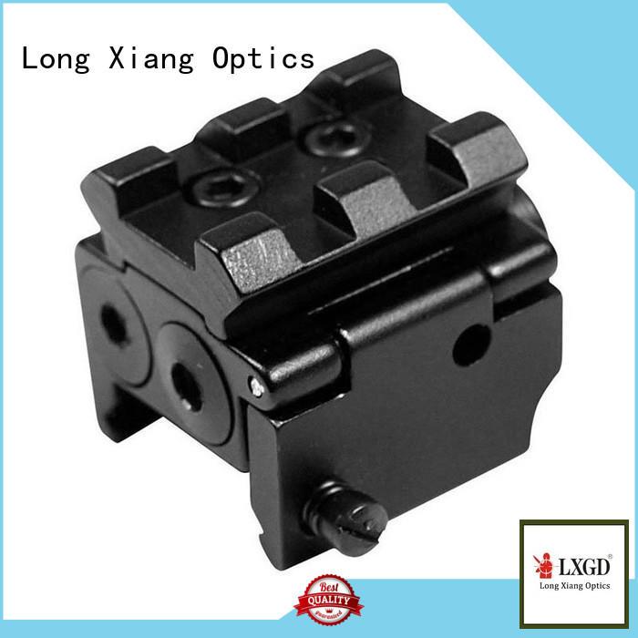trace Custom rifle collimator tactical laser pointer Long Xiang Optics crimson