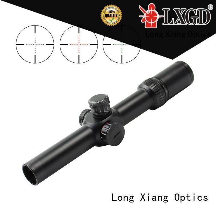 Long Xiang Optics adjustable tactical long range scopes manufacturer for long diatance shooting