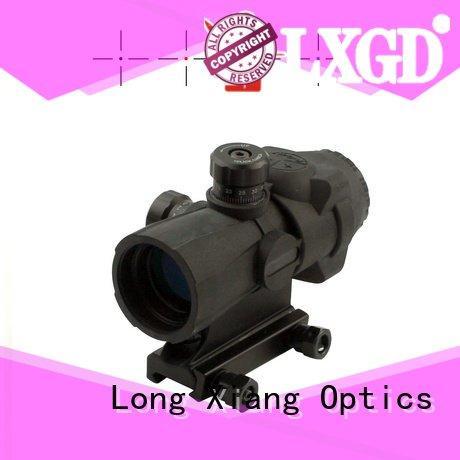 Long Xiang Optics circle gear tactical scopes rail rimfire